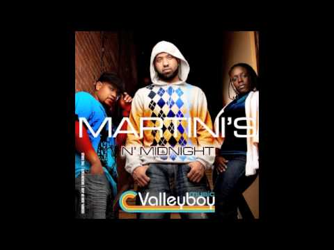 MARTINI'S N' MIDNIGHT ~Nicholas R. feat.Geechie Suede of Camp-Lo and Jungle Brown