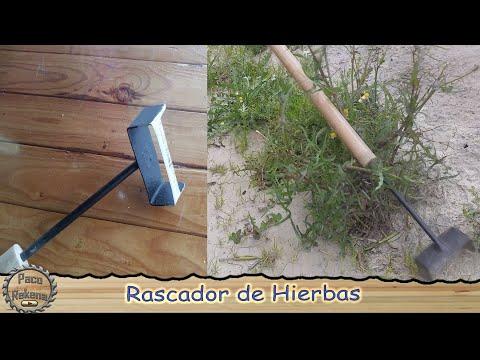 Rascador para malas hierbas