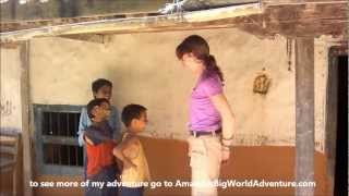 preview picture of video 'Children Get a Toy Delivery to Phoolbari Village in the Himalayan Mountains of Nepal'