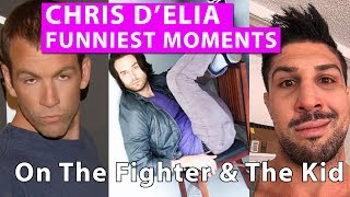 Gambar cover Chris D'Elia Funniest Moments on TFATK part 1