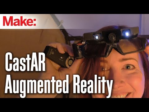 Your Very Own Holodeck? castAR Brings It Within Reach