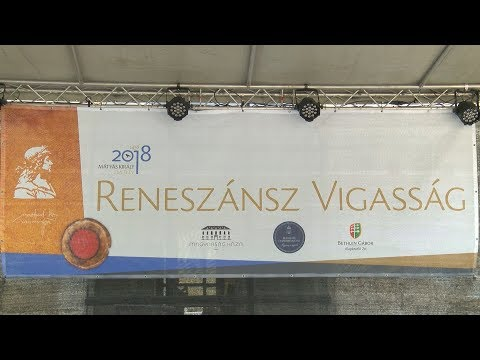 Reneszánsz Vigasság - video preview image