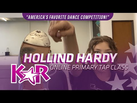 Hollind Hardy - Primary Tap Class
