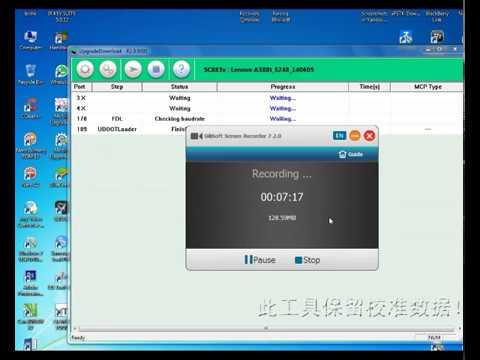 Lenovo A388t SPD Firmware Flashing Guide - Видео сообщество