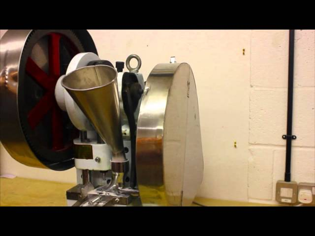 TDP 7 Introductory Video – LFA Tablet Presses