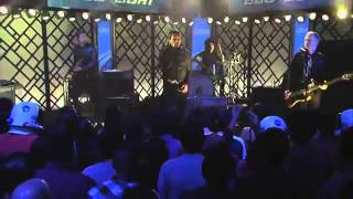 Angels And Airwaves - Everything Is Magic Live On Jimmy Kimmel 2012