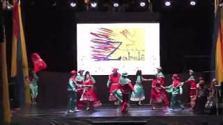 preview picture of video 'Grupo Folclórico Zabelê / Montes Claros - 1º Encontro Nacional e Internacional de Danças'