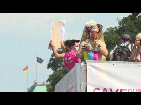 Μετά από δύο χρόνια gay pride στη Γερμανία