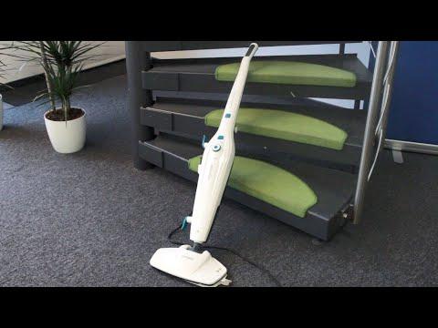 Leifheit CleanTenso Dampfreiniger   Test