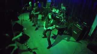 Cruciation - Tribulation - 08/03/14 Wow Hall, Eugene, OR