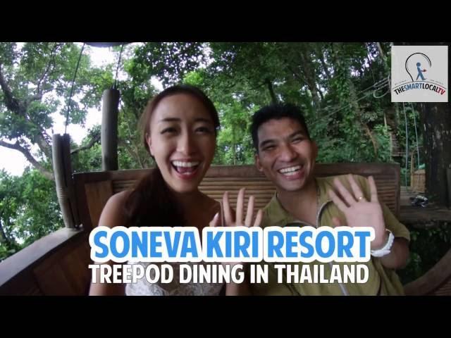 Pelayan Restoran di Thailand Sajikan Makanan Gunakan Flying Fox