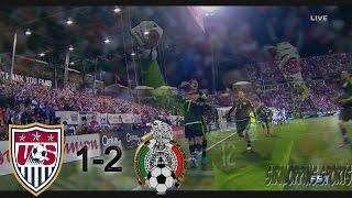 USA vs Mexico WCQ HEXAGONAL All Goals & Highlights