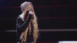 The Voice: Good Rock Singers Who were not chosen by the judges
