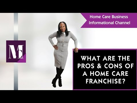 , title : 'What are the pros and cons of a home care franchise?