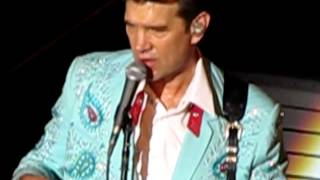 "CHRIS ISAAK REMEMBERS ELVIS/SUN RECORDS ""Live"", 2012"