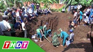 Đồng Nai: Phát hiện hố chôn tập thể có 13 hài cốt liệt sĩ   THDT
