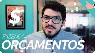 COMO FAZER ORÇAMENTO // Fechando JOBS #01