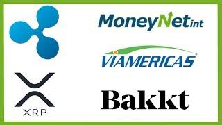 MoneyNetInt Partners with Ripple - Viamericas xRapid - Bakkt CEO Crypto Revolution