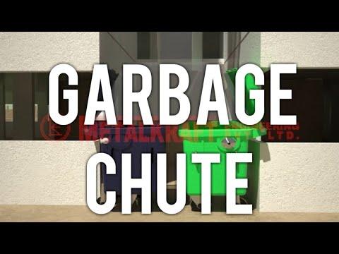 Residential Garbage Chute