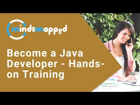 Become a Java Developer - Hands-on Training - YouTube
