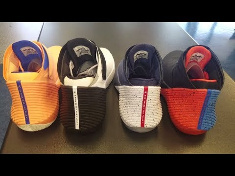 667686743b52 Nike Air Jordan Russell Westbrook Why Not Zer0.1 Sneaker Unboxing ...
