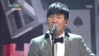 [HIT] 뮤직뱅크-정용화(Jung Yong Hwa) - Checkmate + 어느 멋진 날.20150123