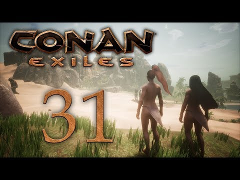 Conan Exiles - прохождение игры на русском - Новый Асгард [#31]   PC (видео)