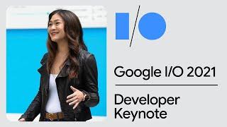 Developer Keynote (Google I/O '21) – American Sign Language