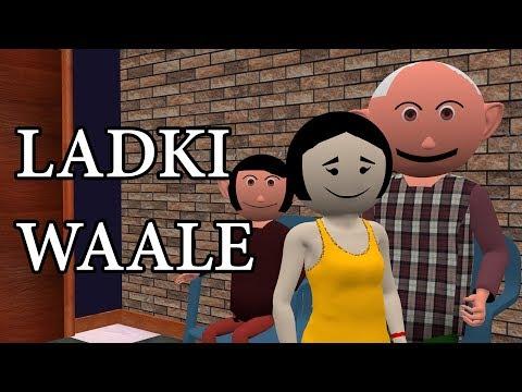 Download Ladki Waale   CS Bisht Vines   Comedy   funny video   Cartoon Comedy Video Hindi HD Mp4 3GP Video and MP3