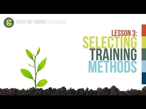 mp4 Training Methods, download Training Methods video klip Training Methods