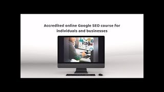 Google SEO course video