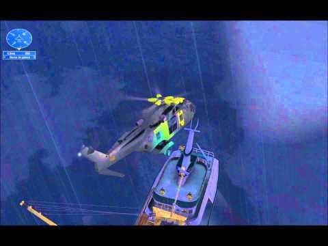 Il video che pesca sullequilibrio appesante una picca nellinverno