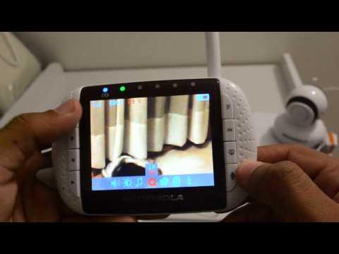 Motorola MBP36 - Monitor Para Bebe Part 2