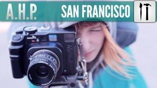 Bex Finch - American Hipster Presents #2 (San Francisco - Art)