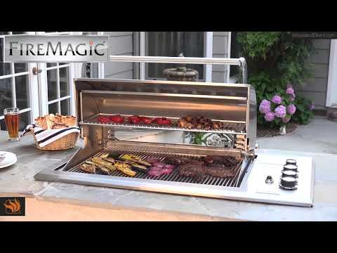 Fire Magic Regal I Countertop Grill