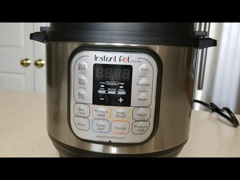 3qt Instant Pot Duo Mini 7in1 Review First Look