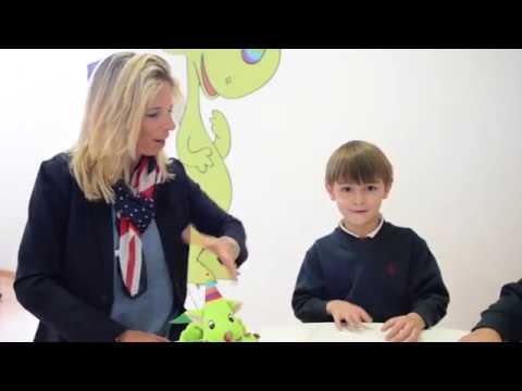 ENGLISH CORNER. Conversación en Inglés desde los 3 años