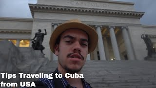 Cuba Travel from the USA   Visa, Best Currency to bring, Airbnb