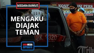 Satu Pelaku Perusakan Mobil Dinas PU Sumut saat Demo Ditangkap, Mengaku Diajak Teman