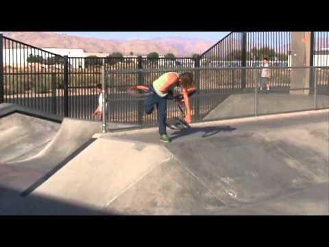 Apple Valley Skatepark Fall 2012