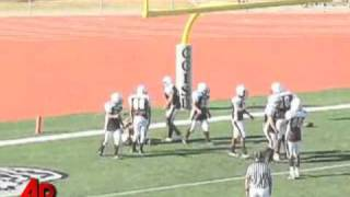 Raw Video: Middle School Trick Play Goes Viral