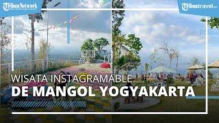 Wisata Instagramable De Mangol Jogja, Cocok untuk Tempat Ngabuburit di Bulan Ramadan 2021