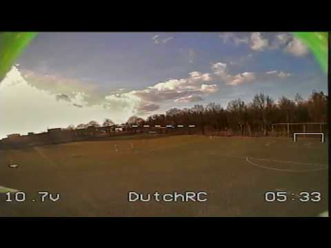 Sample DVR recording with TopSky F7X v2 + ImmersionRC Spironet 2 combo