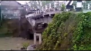 Detik Detik Ambrolnya Jembatan Magelang