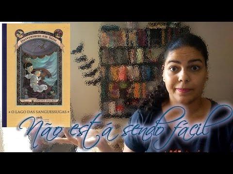 Resenha do livro 'O lago das sanguessugas, do Lemony Snicket (Desventuras em série)