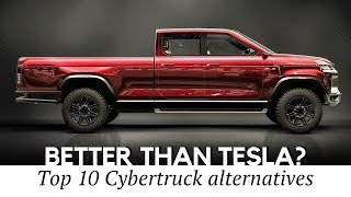 Better than Tesla Cybertruck? 10 Electric Pickups that are Forming a New EV Segment