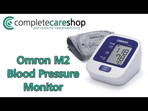 Omron Basic BP Monitor
