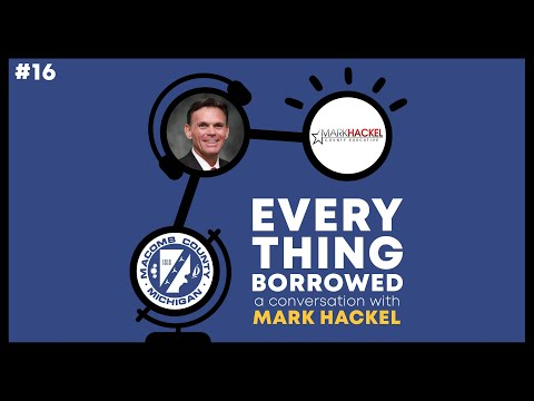 'Everything Borrowed' Podcast Ep. 16: A Conversation with Mark Hackel