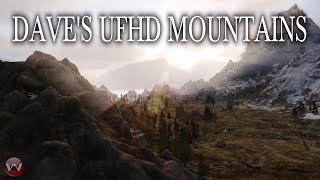 DAVE'S UFHD MOUNTAINS 8K