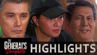 Marcial and Rhian tries to stop Tiago's plan | The General's Daughter